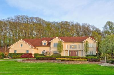 Holmdel NJ Single Family Home For Sale: $1,649,000