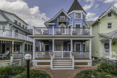 Ocean Grove Single Family Home Under Contract: 23 Pitman Avenue