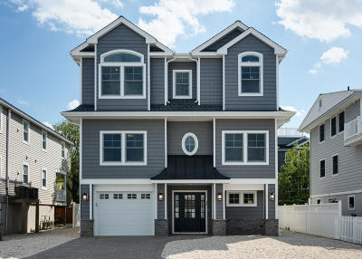Long Beach Twp Single Family Home For Sale: 12 E 45th Street