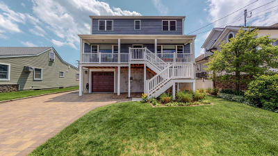 Point Pleasant Beach Single Family Home For Sale: 28 Niblick Street