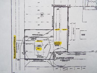 Residential Lots & Land For Sale: Lot 1 Elizabeth Avenue