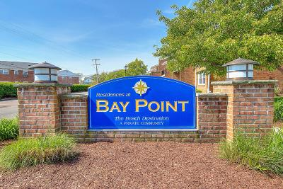 Point Pleasant Beach Condo/Townhouse For Sale: 320 Maryland Avenue #11D