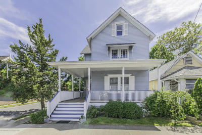Single Family Home Sold: 116 Cookman Avenue