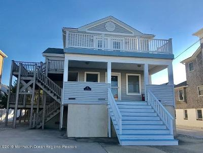 Seaside Park Multi Family Home For Sale: 15 9th Avenue