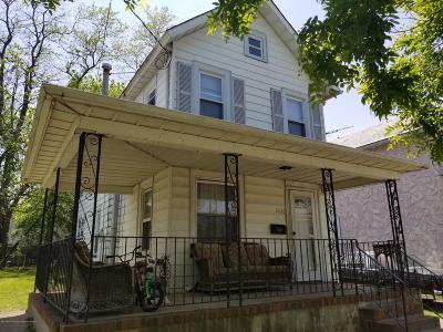 Asbury Park Single Family Home For Sale: 1038 Summerfield Avenue