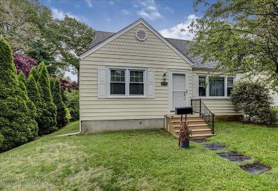 Little Silver Single Family Home For Sale: 102 Woodbine Avenue
