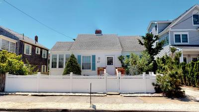 Seaside Park NJ Single Family Home For Sale: $559,000