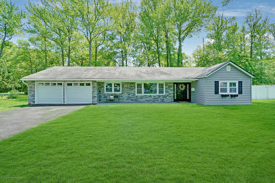 Middletown Single Family Home For Sale: 6 Tanglewood Road