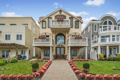 Avon-by-the-sea, Belmar, Bradley Beach, Brielle, Manasquan, Spring Lake, Spring Lake Heights Single Family Home For Sale: 311 Ocean Avenue