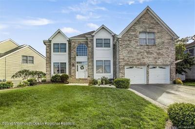 Ocean County Single Family Home For Sale: 43 Vicari Way