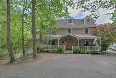 Monmouth County Farm For Sale: 155 Ticetown Road
