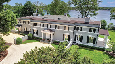Monmouth County Single Family Home For Sale: 776 Navesink River Road