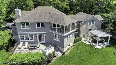 Monmouth County Single Family Home For Sale: 117 Portland Road