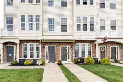 Tinton Falls Condo/Townhouse For Sale: 152 Kyle Drive