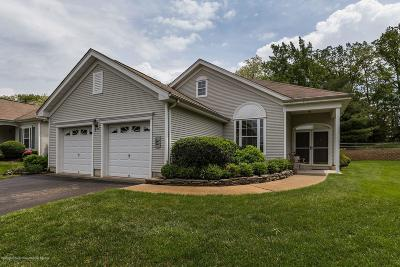 Monmouth County Adult Community For Sale: 2574 Curriers Place
