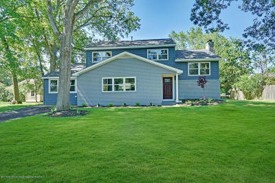 Toms River Single Family Home For Sale: 29 Morningside Drive