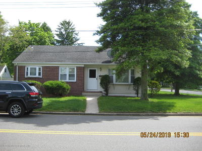 Eatontown Single Family Home Under Contract: 25 1st Avenue