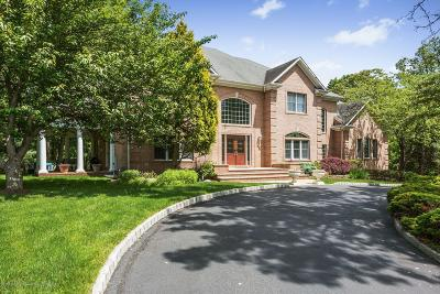 Holmdel NJ Single Family Home For Sale: $1,299,000