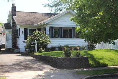 Long Branch Single Family Home For Sale: 246 Alpern Avenue