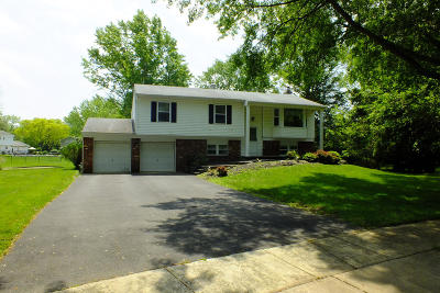 Freehold Single Family Home For Sale: 82 Campbell Court