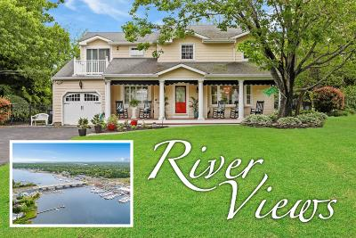 Manasquan Single Family Home For Sale: 2648 River Road