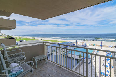 Monmouth County Condo/Townhouse For Sale: 787 Ocean Avenue #304