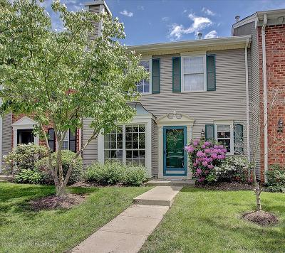 Monmouth County Condo/Townhouse For Sale: 78 Secretariat Court