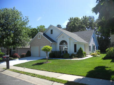 Ocean County Adult Community For Sale: 1564 Scholar Place