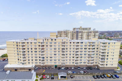 Monmouth County Condo/Townhouse For Sale: 675 Ocean #9L