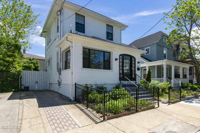 Monmouth County Single Family Home For Sale: 1208 Heck Street