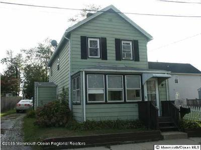 Matawan Single Family Home For Sale: 20 Clinton Street