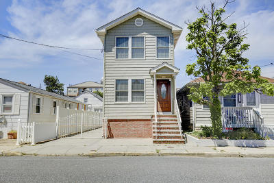 Seaside Heights Multi Family Home Under Contract: 326 Sumner Avenue