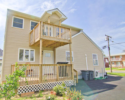 Long Branch Single Family Home For Sale: 3 Howland Avenue