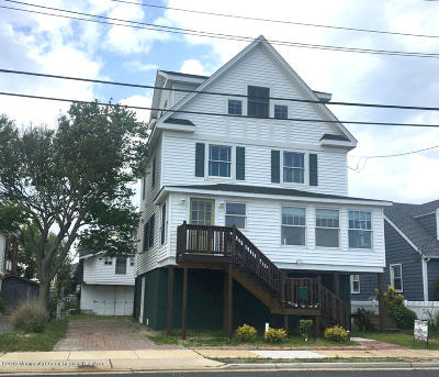 Seaside Park Single Family Home For Sale: 134 9th Avenue