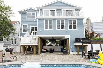Point Pleasant Beach Single Family Home For Sale: 116 Parkway
