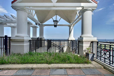 Monmouth County Condo/Townhouse For Sale: 1501 Ocean Avenue #1201