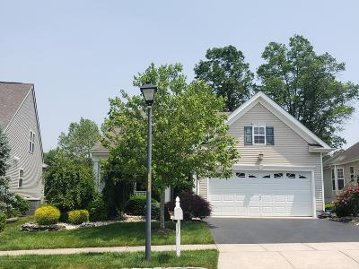 Monmouth County Adult Community Under Contract: 30 Silver Charm Road