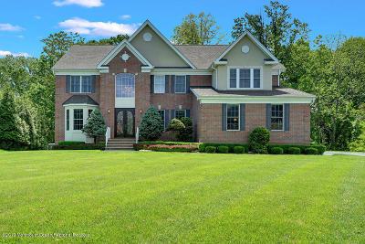 Morganville Single Family Home Under Contract: 2 Saratoga Court