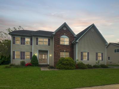 Howell Single Family Home For Sale: 120 Mesa Verde Lane