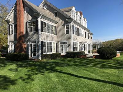 Monmouth County Single Family Home Under Contract: 445 Locust Point Road