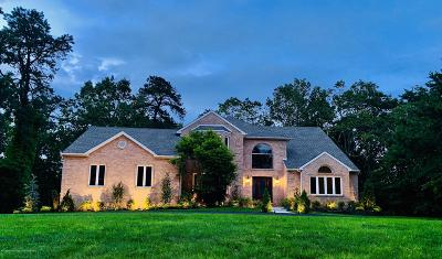 Freehold Single Family Home For Sale: 104 Tree Top Circle