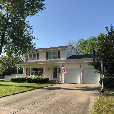 Middletown Single Family Home For Sale: 623 Dogwood Terrace