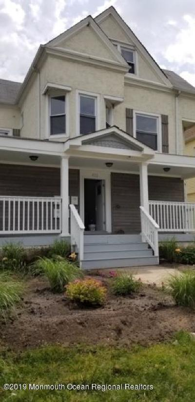 Asbury Park Rental For Rent: 412 4th Avenue