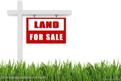 Residential Lots & Land Under Contract: Lake Barnegat Drive