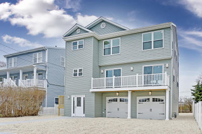 Point Pleasant Beach Single Family Home For Sale: 1603 West Street