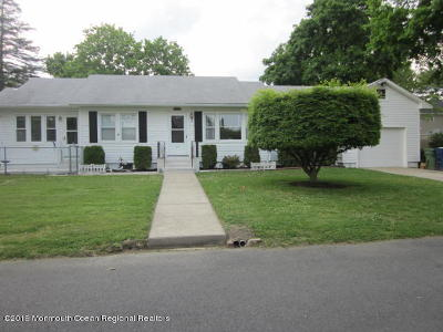 Single Family Home For Sale: 615 Fletcher Drive
