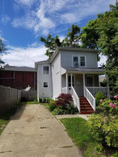 Asbury Park Single Family Home For Sale: 910 2nd Avenue