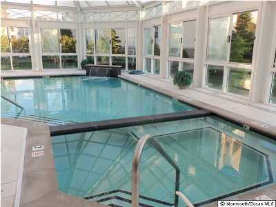 Monmouth County Adult Community For Sale: 242 Oval Road #242