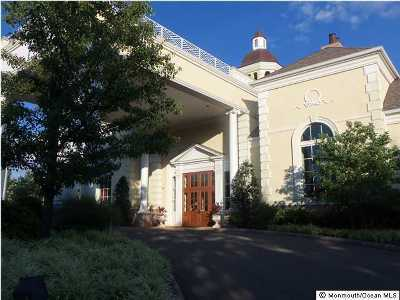 Monmouth County Adult Community For Sale: 142 Oval Road #142