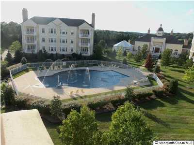 Monmouth County Adult Community For Sale: 1242 Oval Road #1242